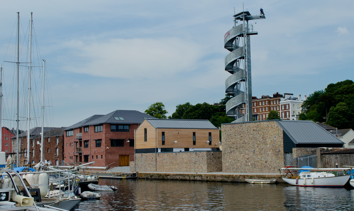Haven Banks, Exeter: Outdoor Education Centre